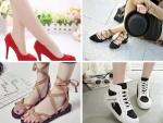 Mẹo chọn giày dép nữ dành riêng cho phái đẹp