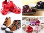 Gợi ý cách chọn giày dép trẻ em cho các mẹ