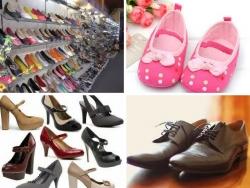 Cách chọn mua giày dép tại cửa hàng giày dép
