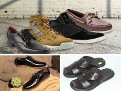 Những quy tắc không nên bỏ qua khi chọn giày dép nam