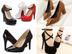 Hướng dẫn cách chọn mua giày cao gót không đau chân, an toàn cho sức khỏe