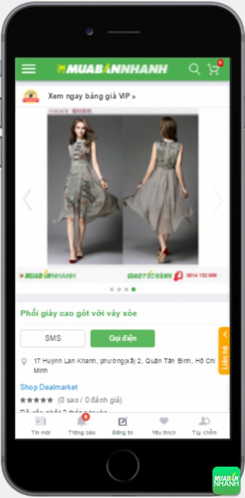 Kết hợp cùng váy xòe