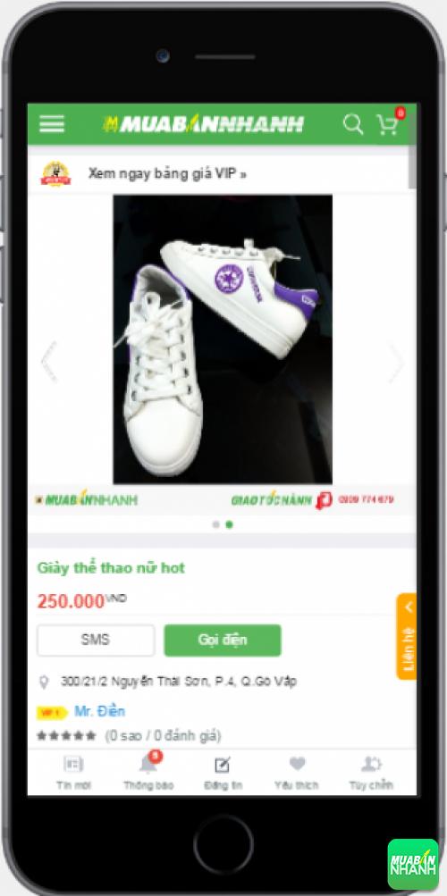 Giày thể thao nữ đẹp trên Mạng xã hội Mua Bán Nhanh