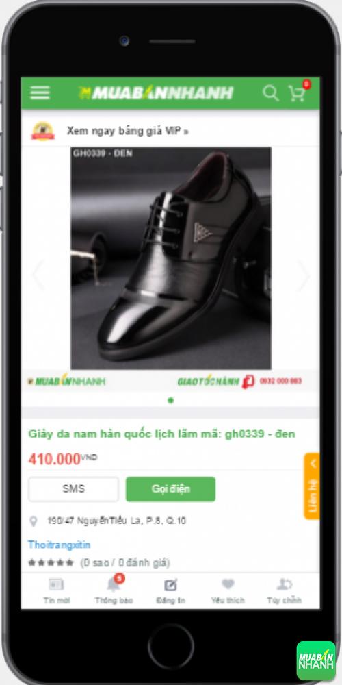 Những lưu ý dành cho các chàng khi mua giày da nam